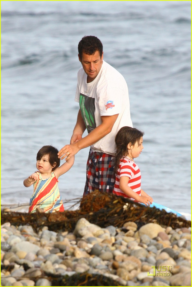 adam sandler sadie sunny day beach 012455350