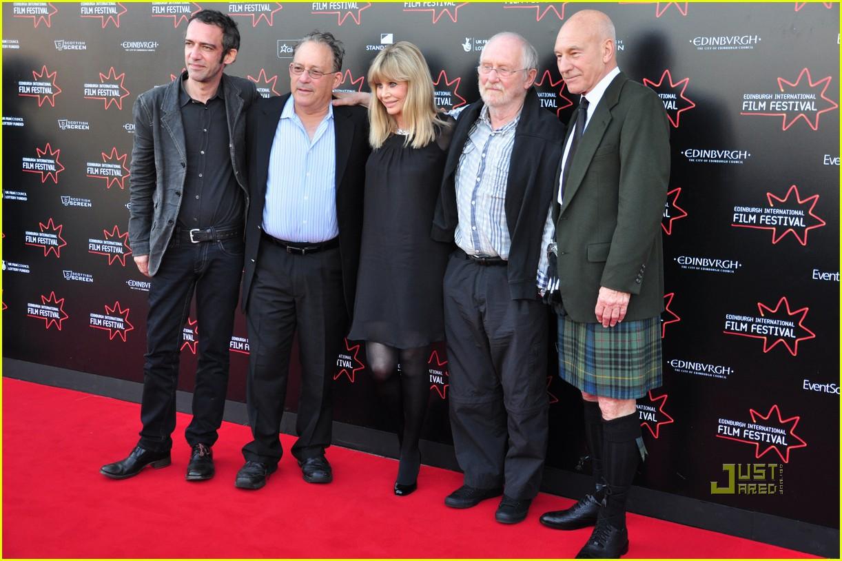 patrick stewart kilt edinburgh film festival 042459455
