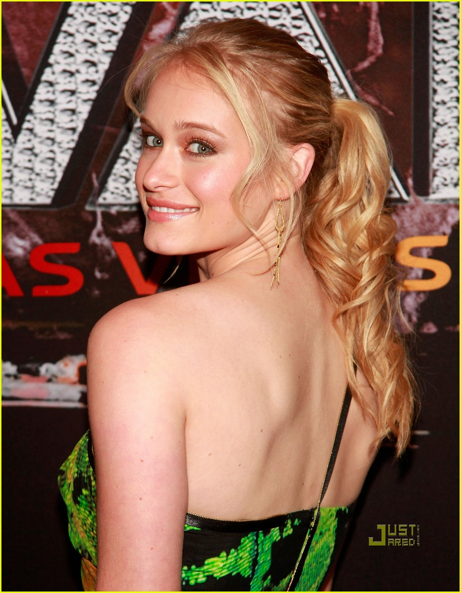 Tits Young Leven Rambin naked photo 2017