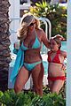 kim zolciak tardy bikini party 04