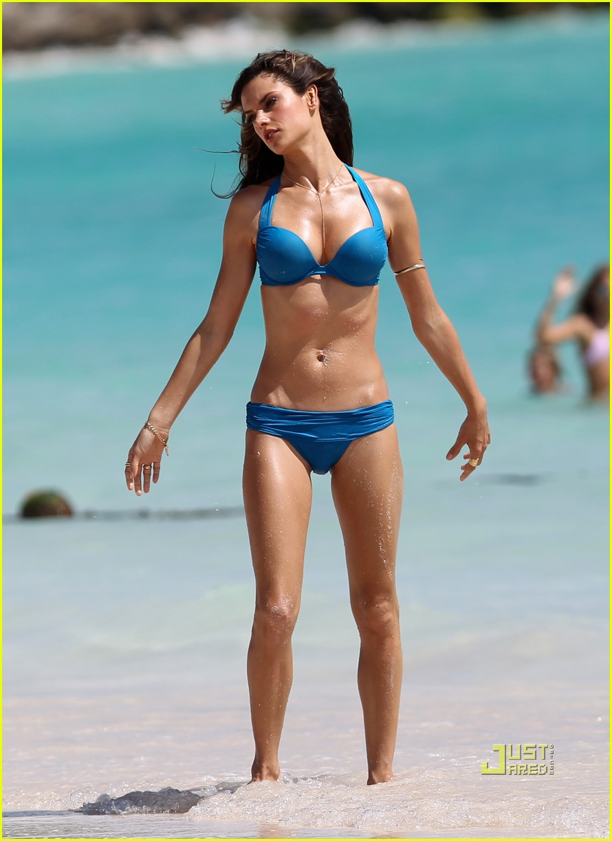 bikini Alessandra ambrosio