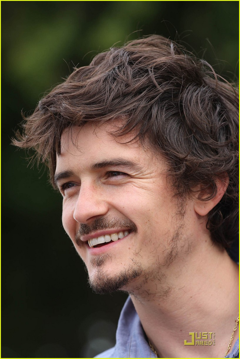 orlando bloom goodwood festival 01