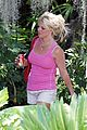 britney spears coca cola pink tank top 01