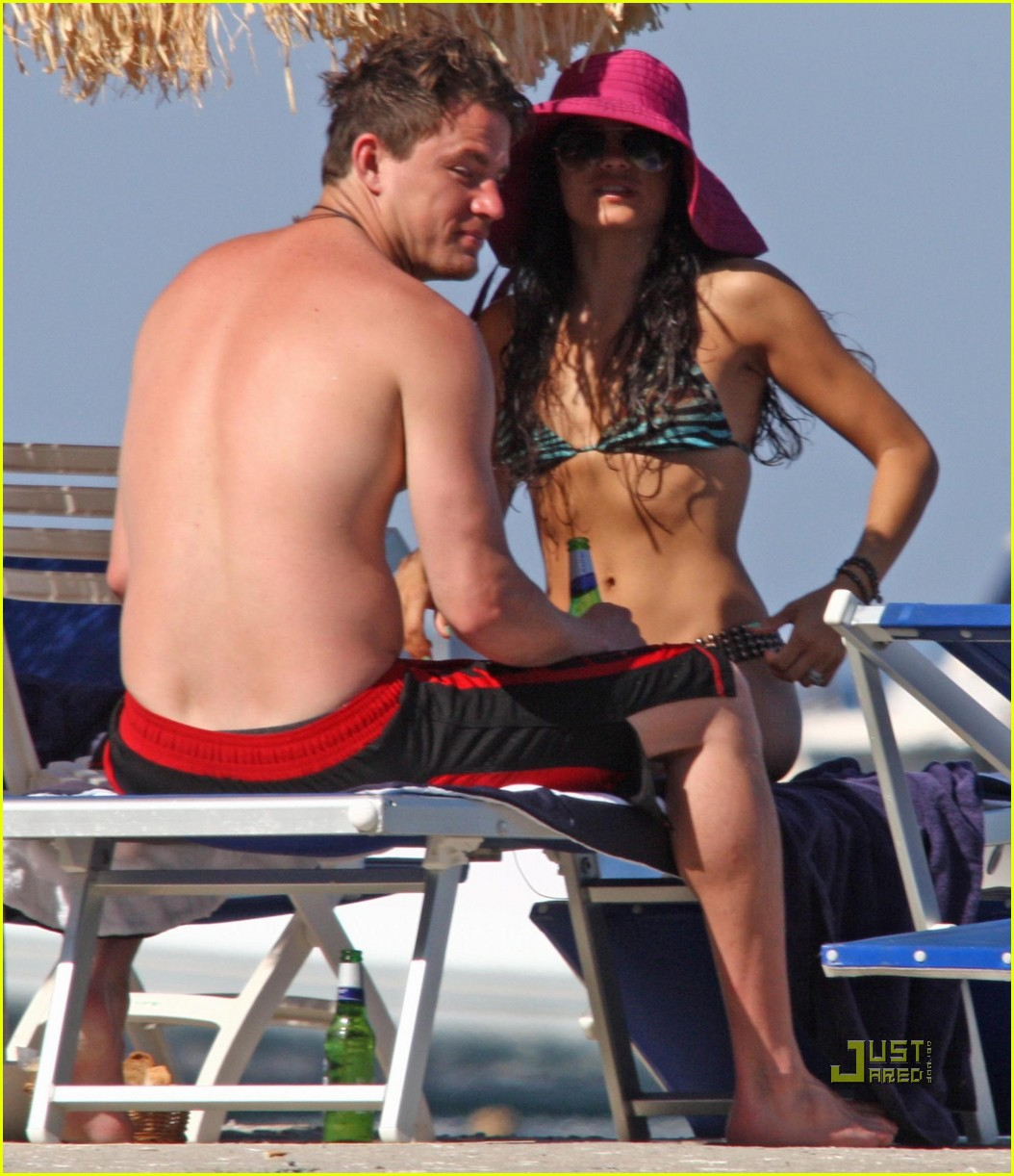 channing tatum jenna dewan kissing 052466636
