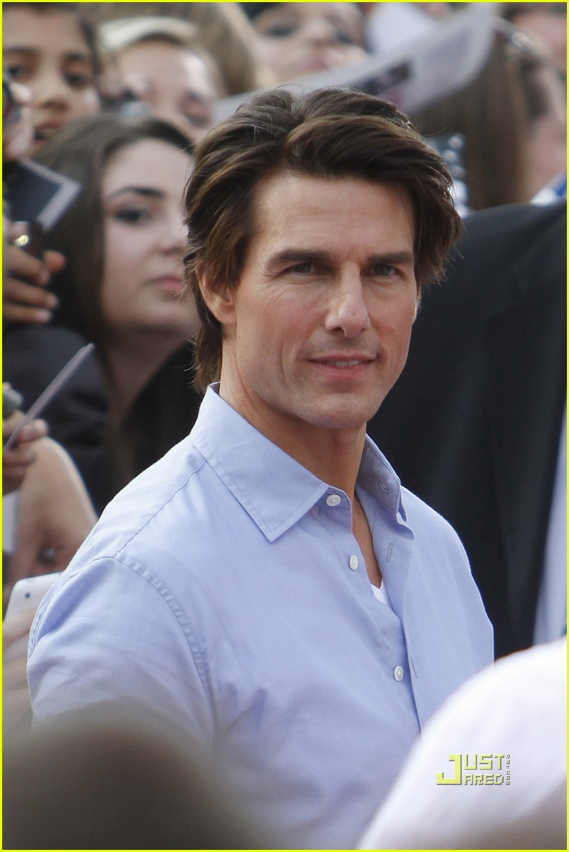 tom cruise cameron diaz knight day munich germany 03