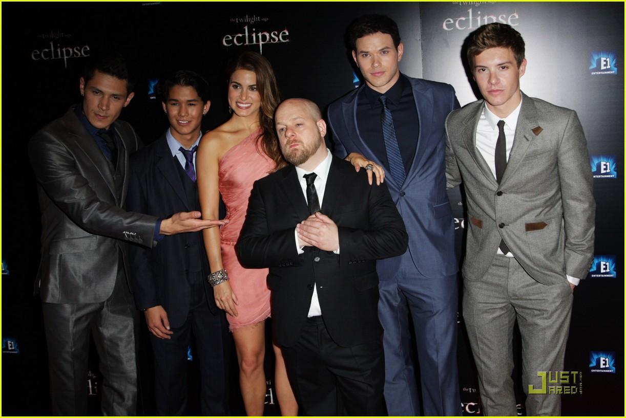 twilight cast eclipse london premiere 052463216