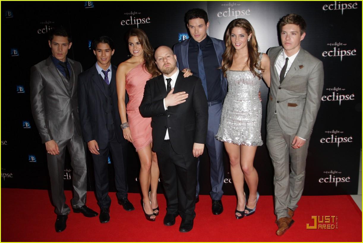 twilight cast eclipse london premiere 062463217