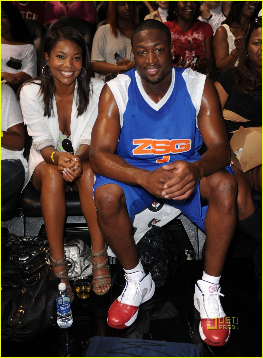gabrielle union dwyane wade heat seekers 022467214