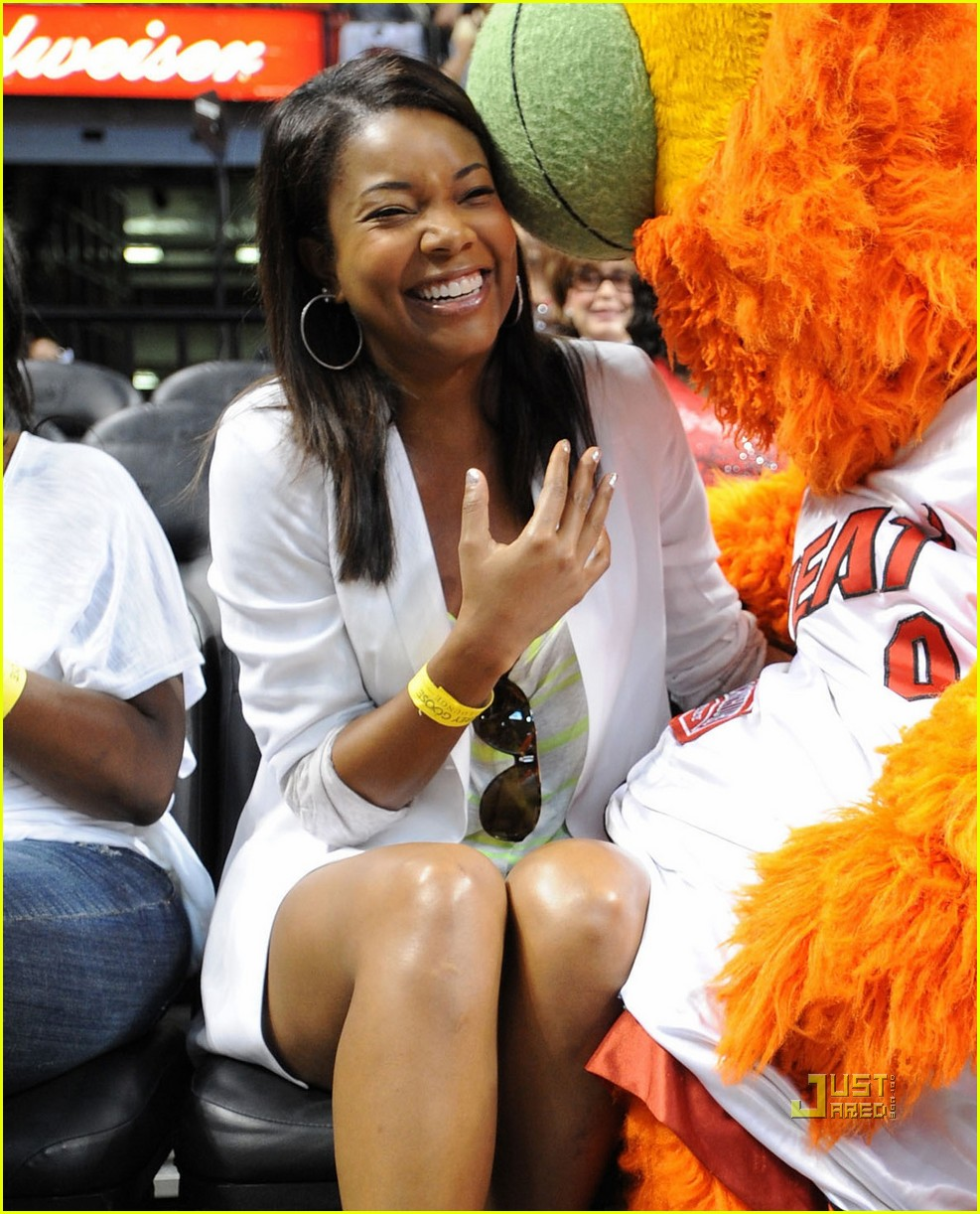 gabrielle union dwyane wade heat seekers 052467217