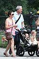 jennifer garner victor garber seraphina violet central park 18