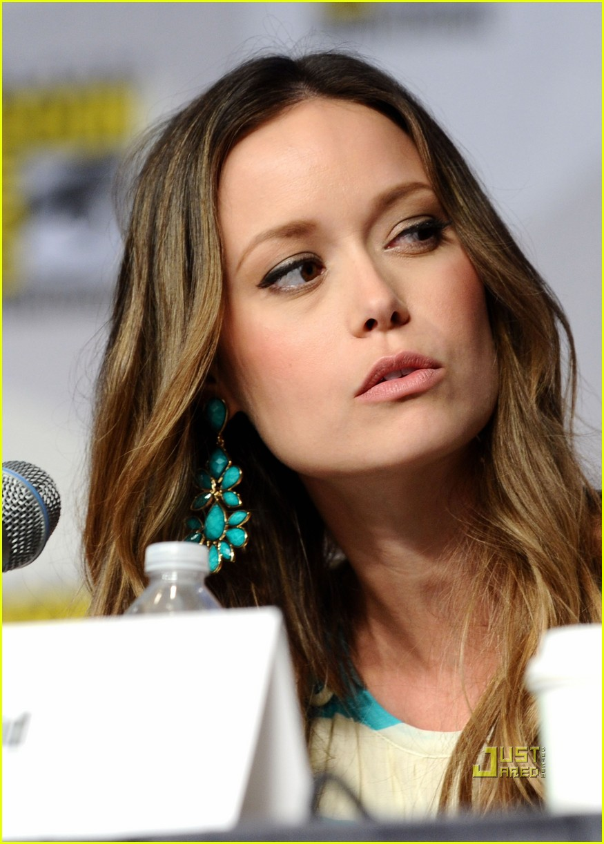 summer glau cape comic con david lyons 09