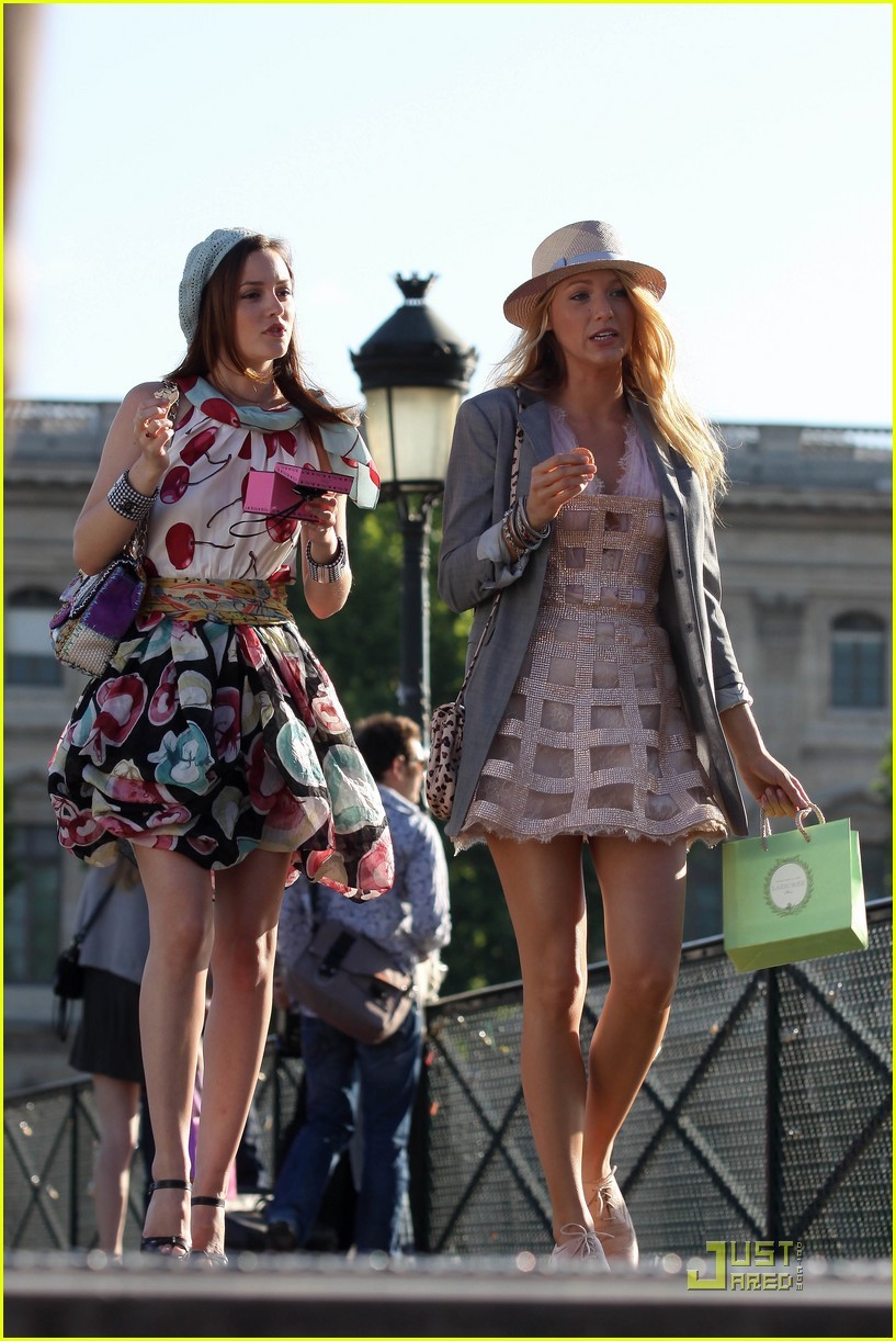 gossip girl paris 15
