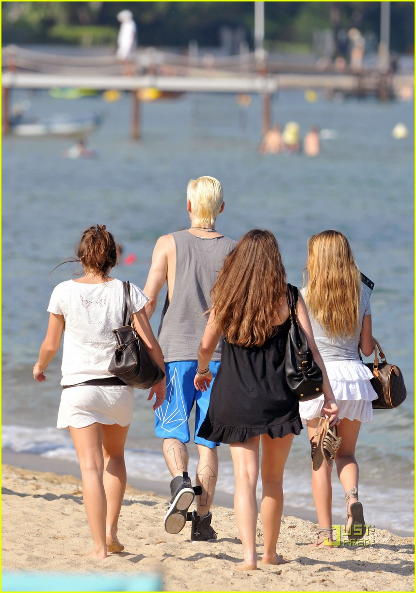 jared leto beach blonde 082466130