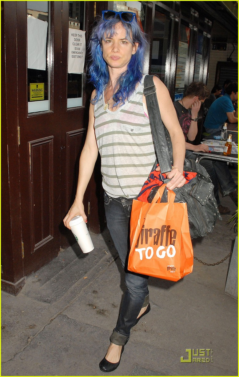 juliette lewis blue hair 092463013