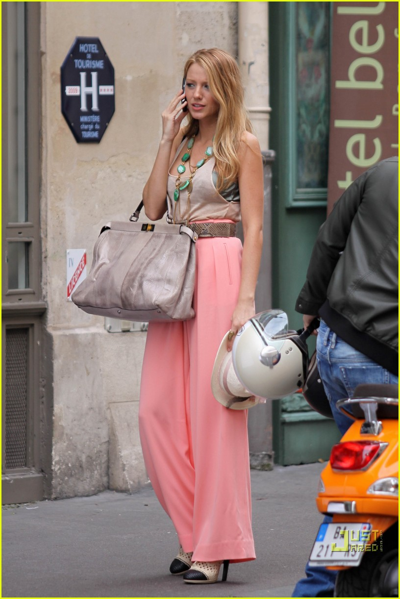 blake lively wide leg lovely 012463870