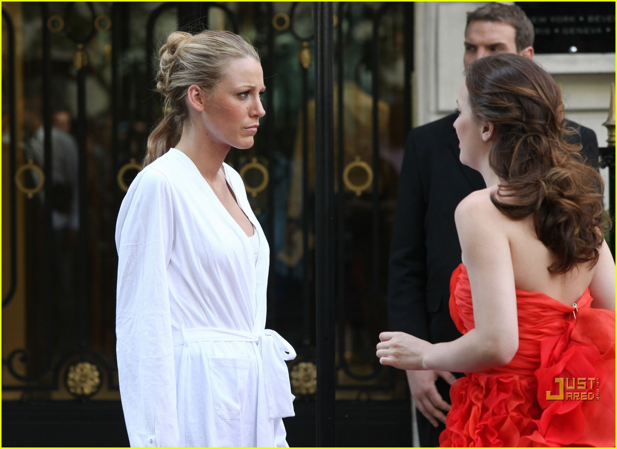 leighton meester blake lively talk to the hand 14