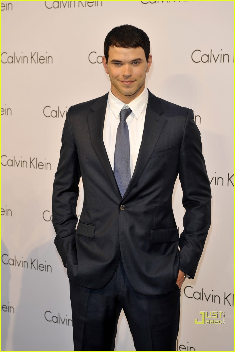 Something also kellan lutz calvin klein for that