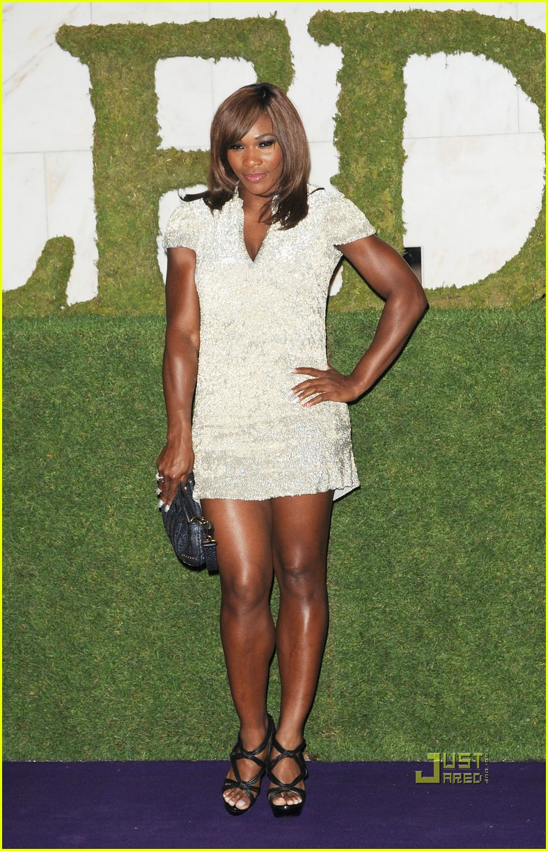 serena williams wimbledon gala dinner 012463681
