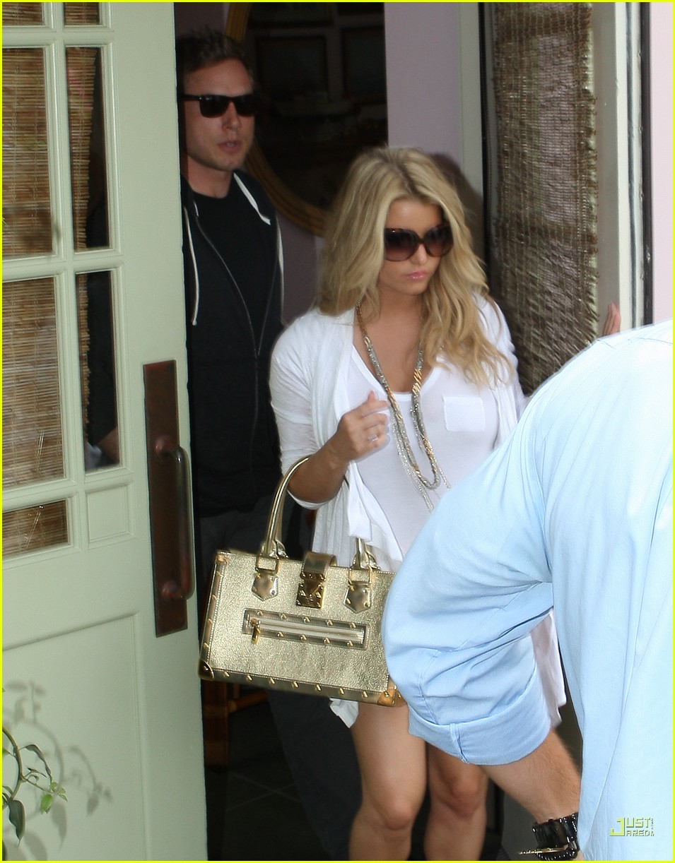 jessica simpson eric johnson the ivy 042468197