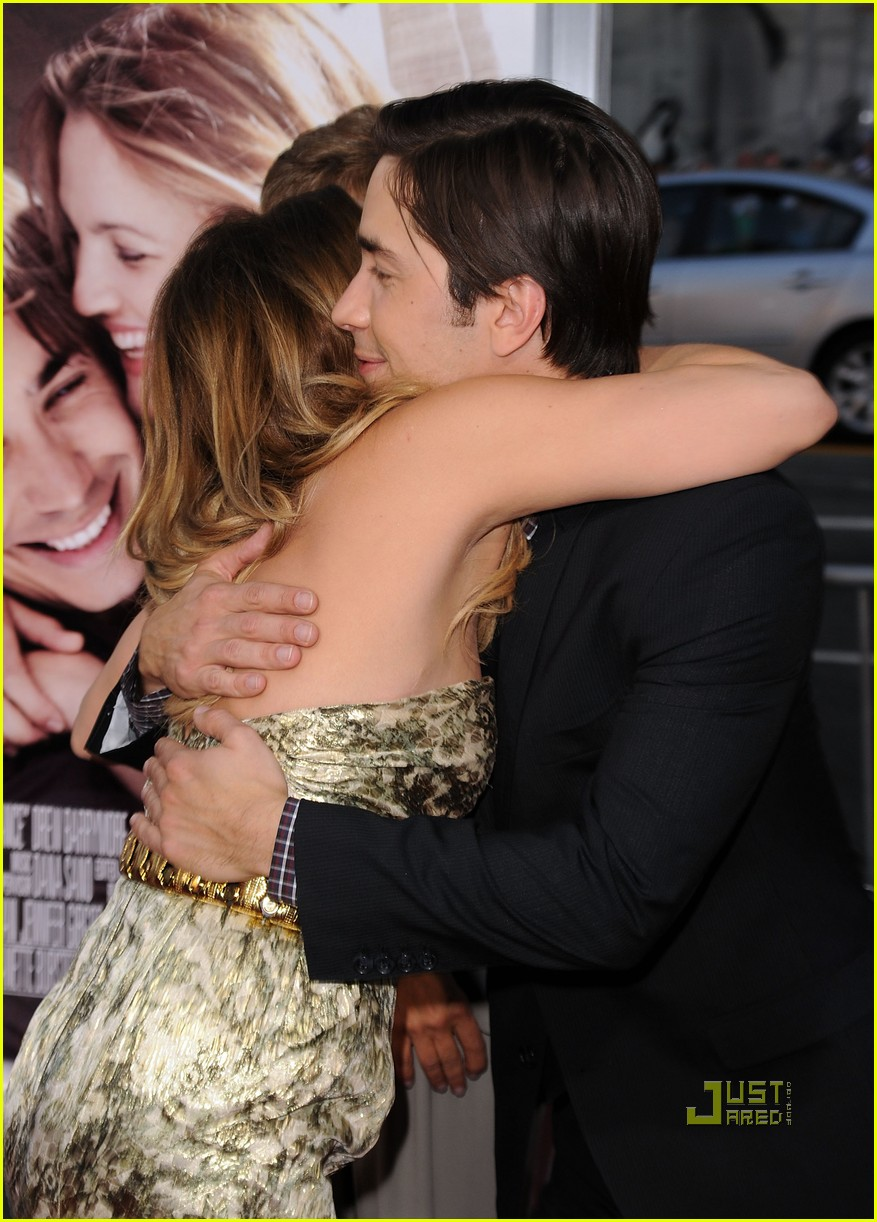 drew barrymore justin long going the distance premiere 022475033