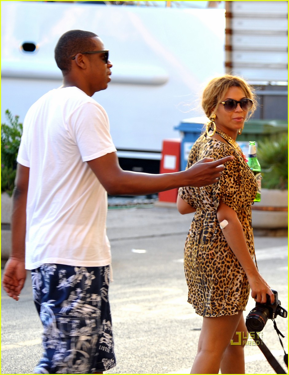 beyonce jay z vacation italy 07