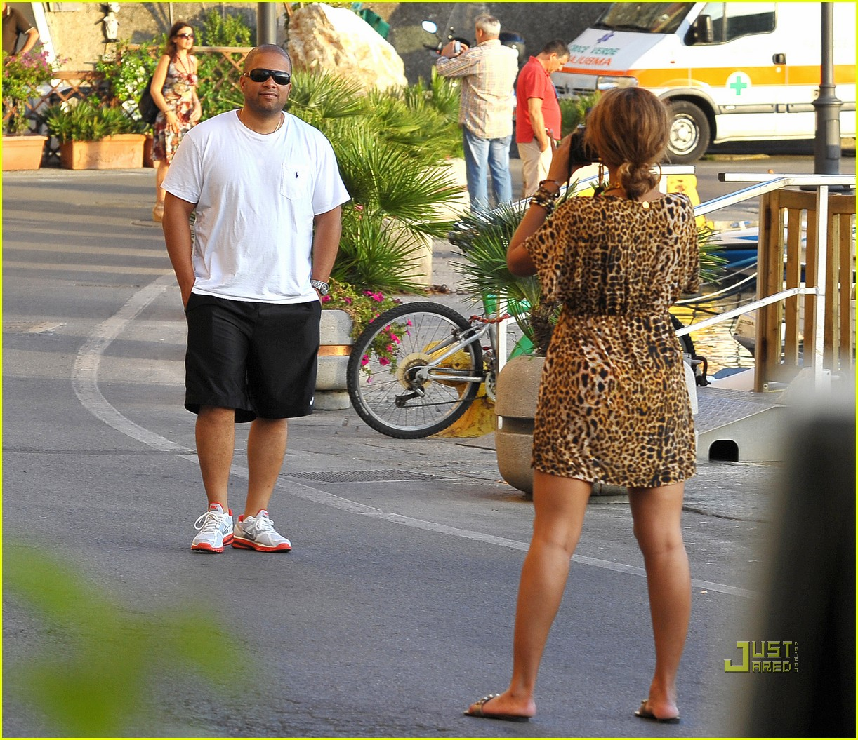 beyonce jay z vacation italy 08