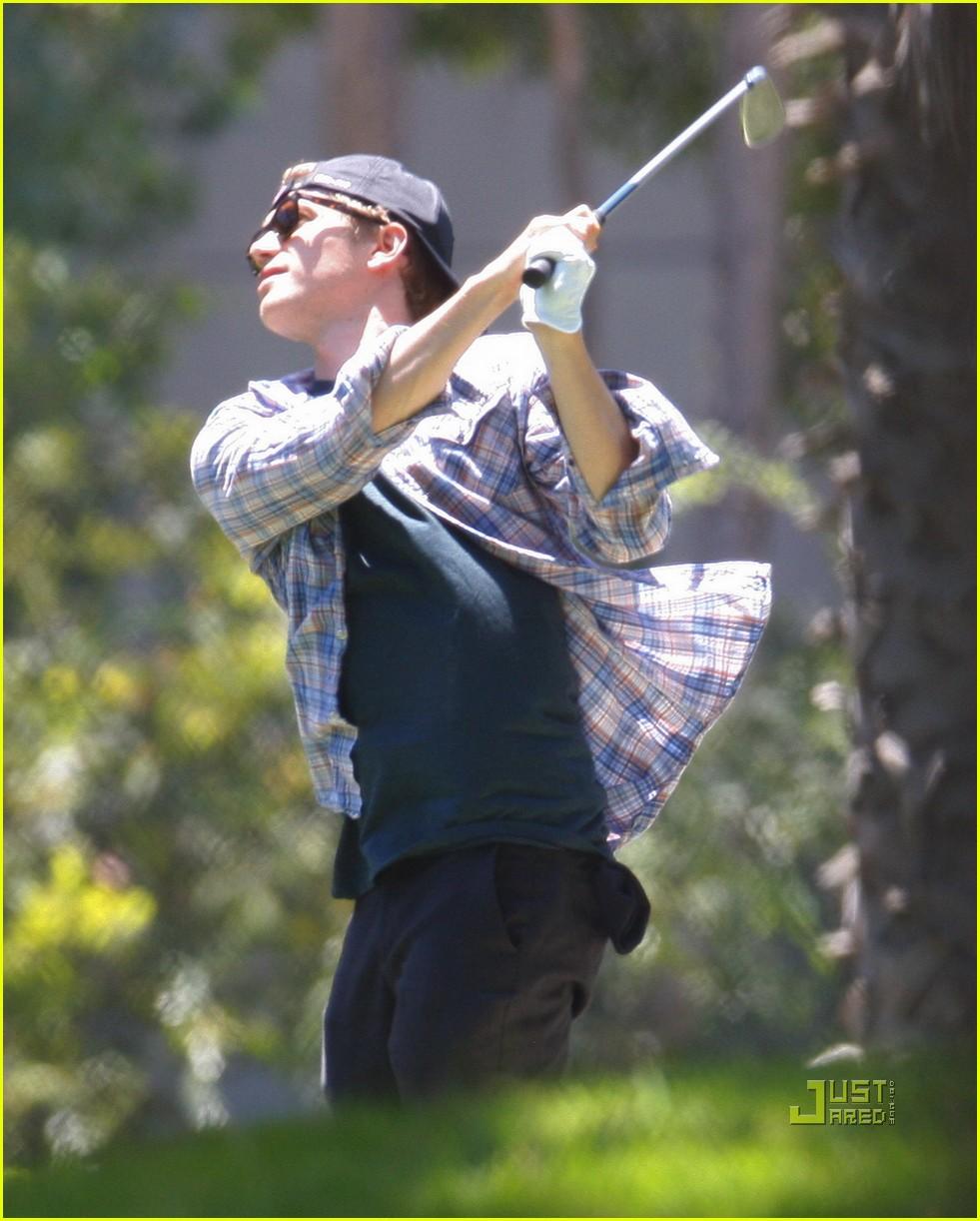 hayden christensen golfing 032471131