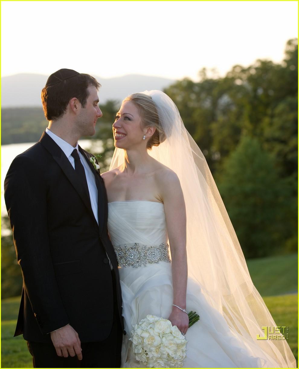 chelsea clinton marries marc mezvinsky 032470580