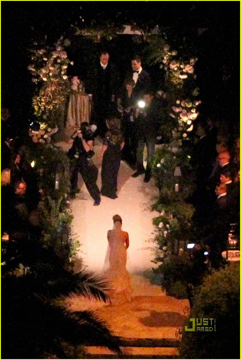 Hilary Duff: Wedding Pictures with Mike Comrie!: Photo 2473264 ...
