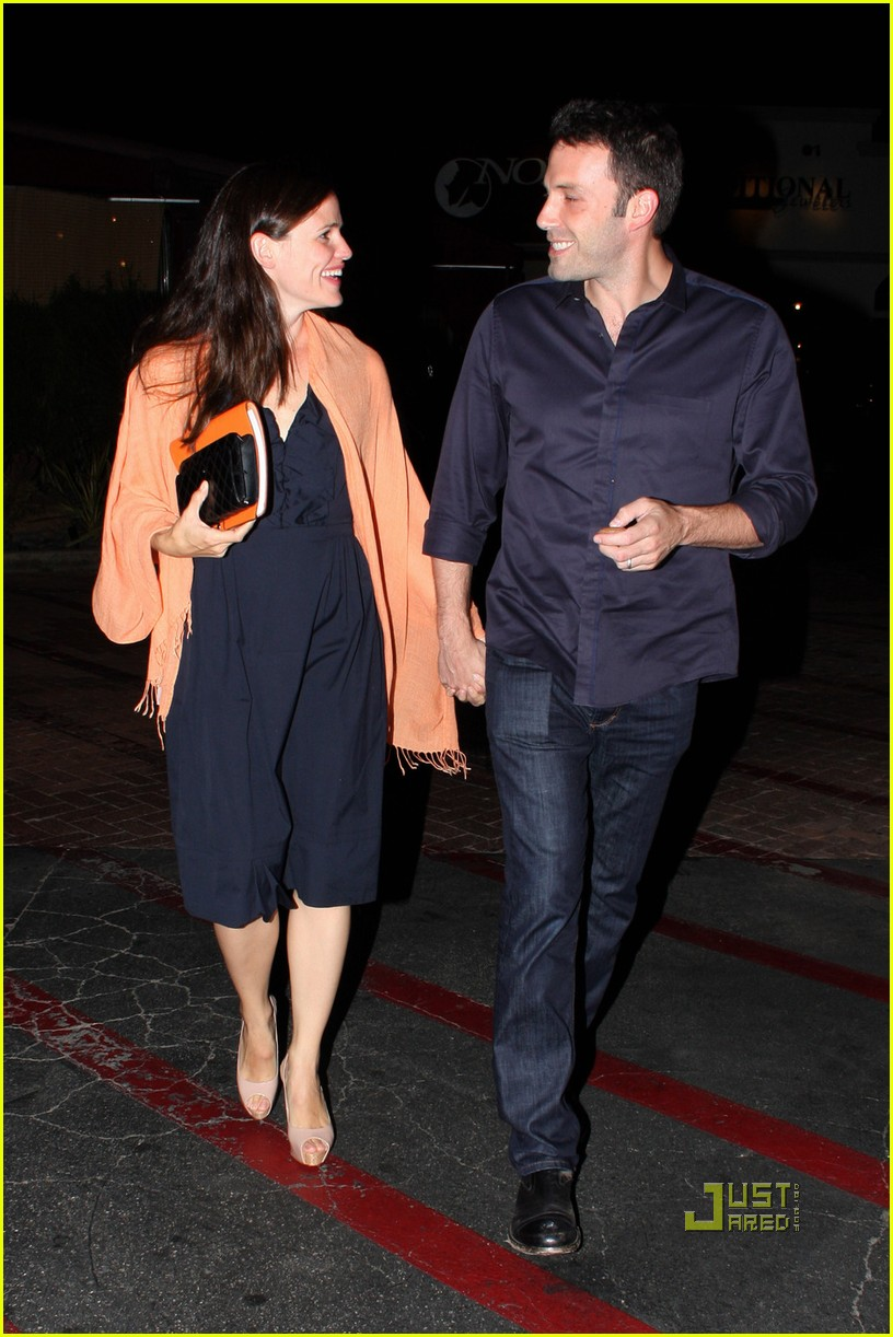 jennifer garner ben affleck nobu date 01