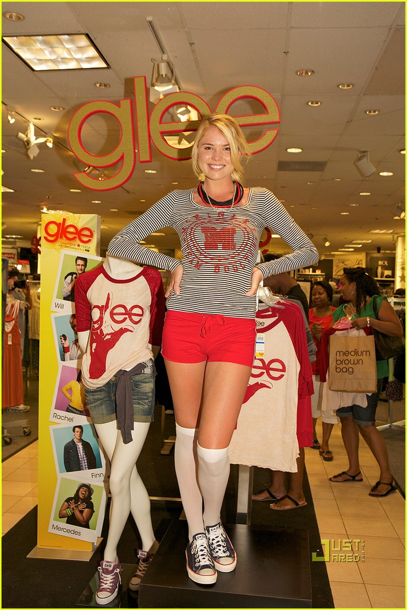 glee apparel launch 032474904