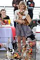 leighton meester clemence poesy puppies 10