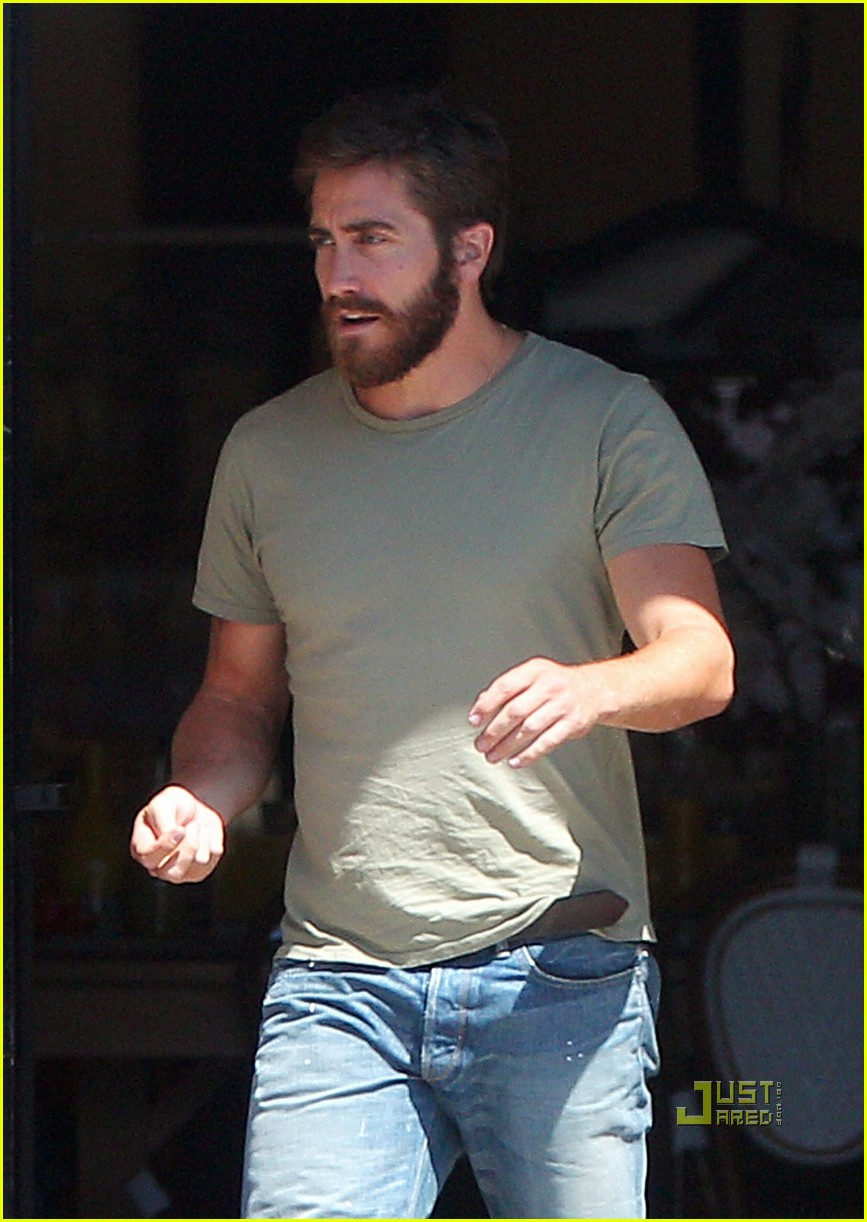 jake gyllenhaal parking ticket 07