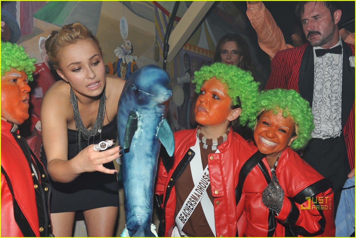 hayden panettiere 21st birthday party 02