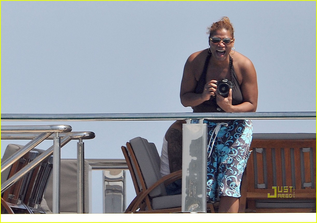 Queen Latifah And Jeanette Jenkins Break Up