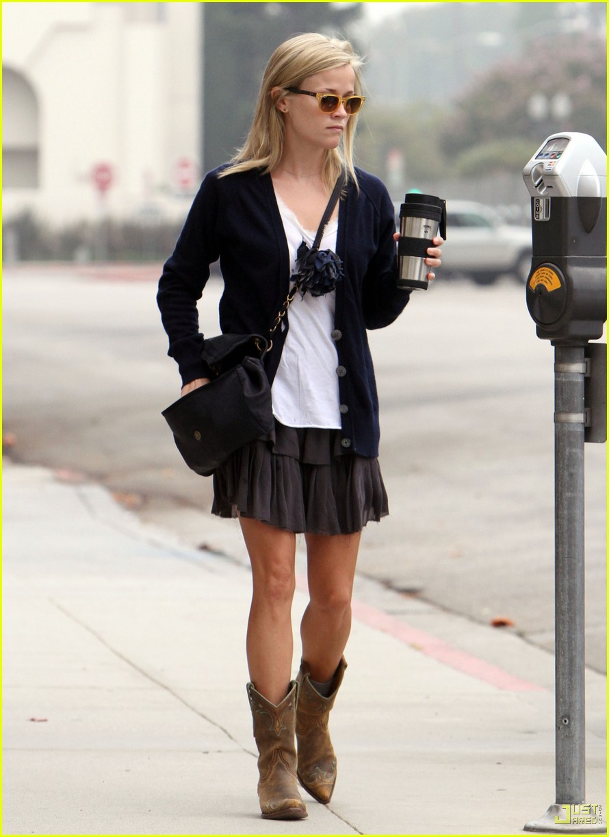 Reese Witherspoon Boots