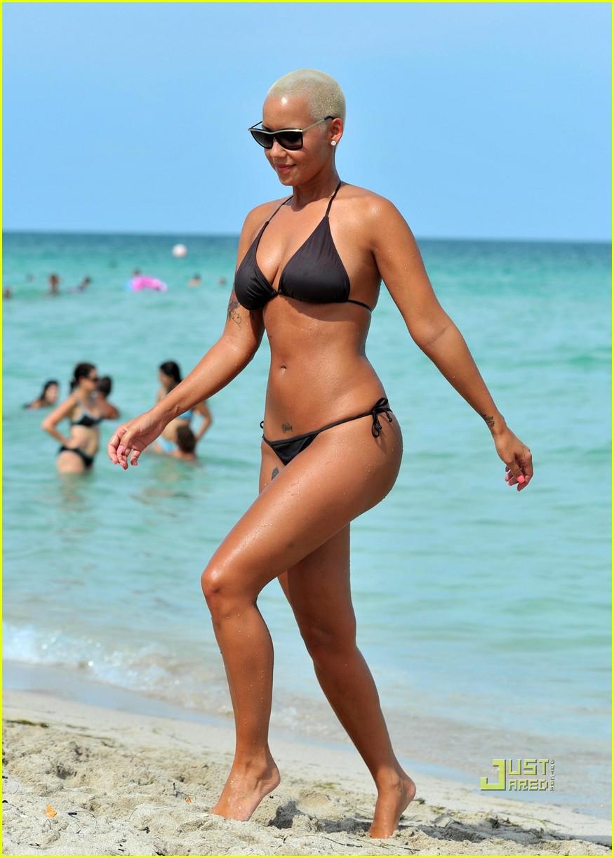Bikini Amber Rose nudes (69 photos), Sexy, Cleavage, Twitter, legs 2006