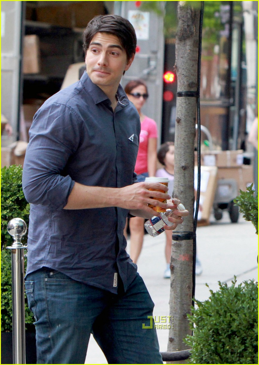 brandon routh workout - photo #10