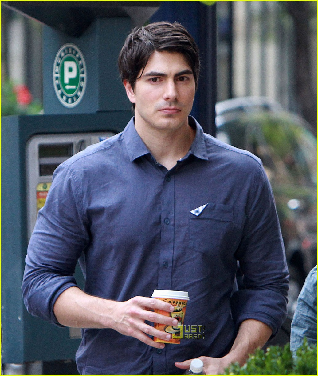 brandon routh workout - photo #41