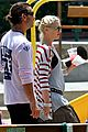 gwen stefani swinging with zuma 08