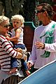 gwen stefani swinging with zuma 14