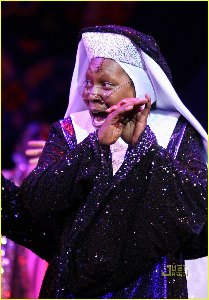 whoopi goldberg sister act west end 052473083