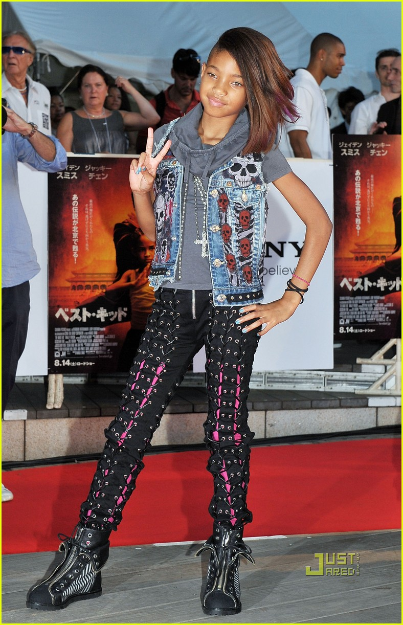 willow smith lace up pants 06
