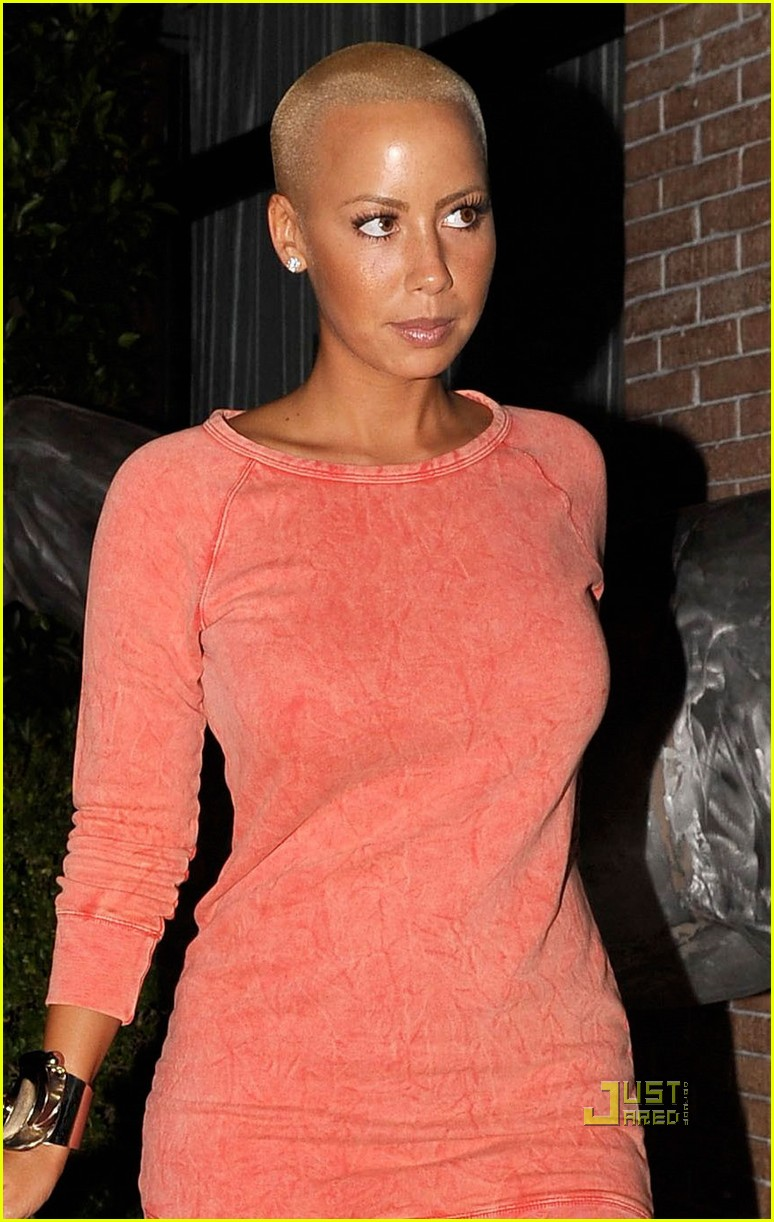 amber rose: big project on the way!: photo 2476888 | amber rose
