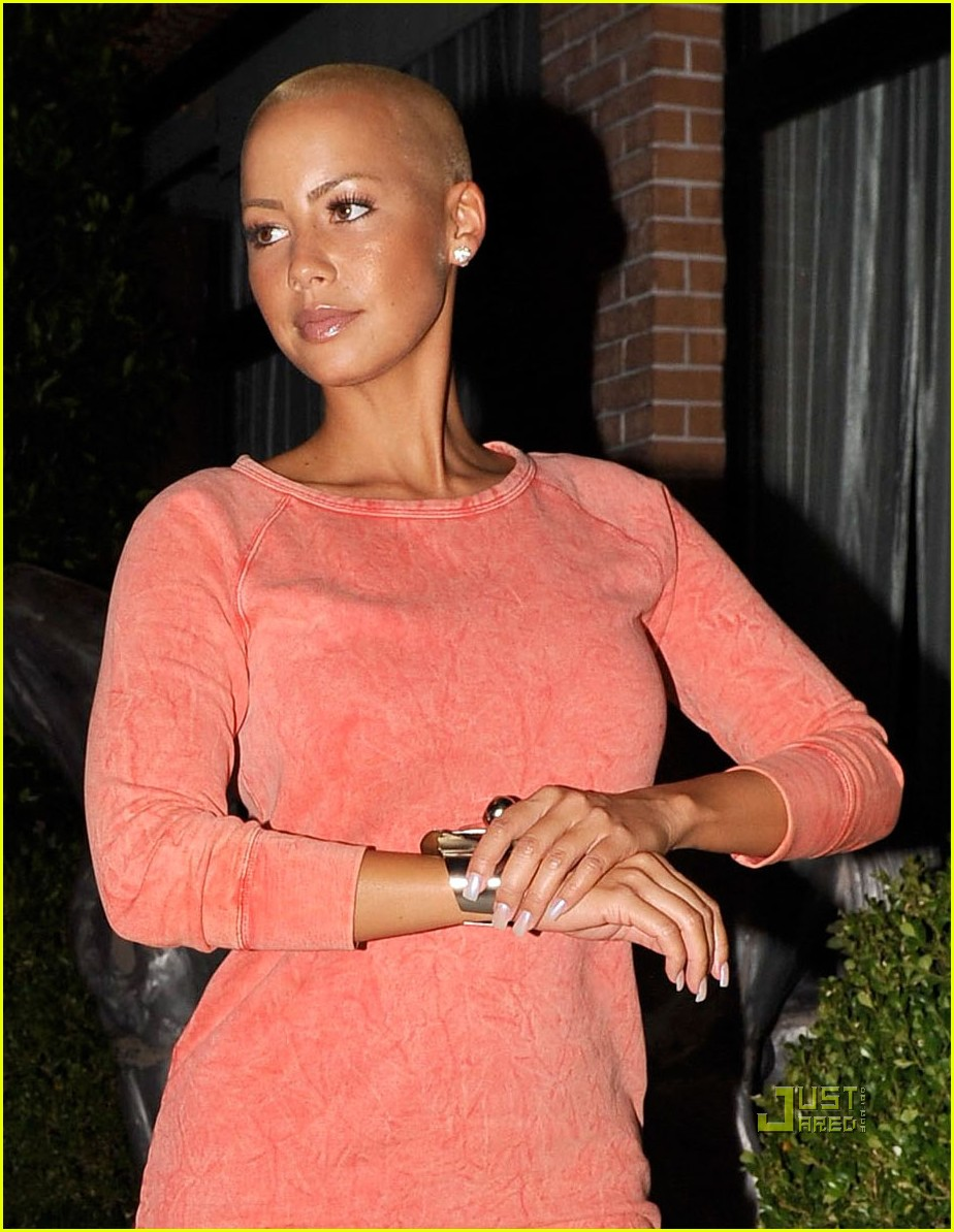 amber rose: big project on the way!: photo 2476890 | amber rose