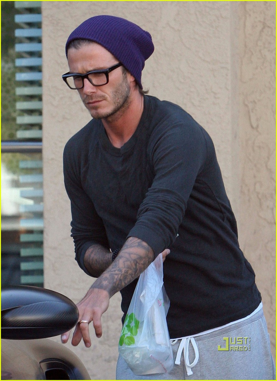 david beckham pinkberry papa 01