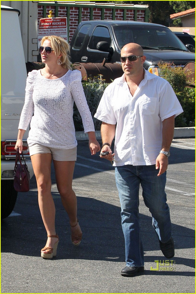 britney spears lace top johnny rockets 032481038