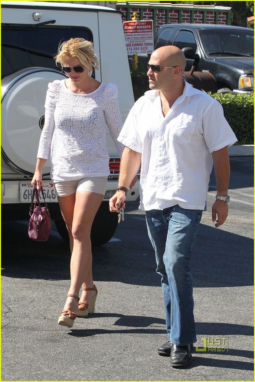 britney spears lace top johnny rockets 092481044