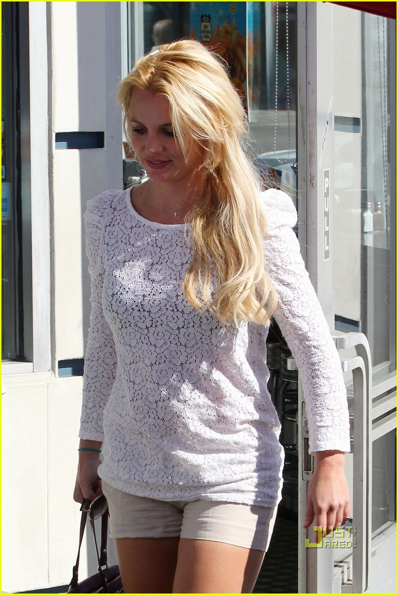 britney spears lace top johnny rockets 102481045