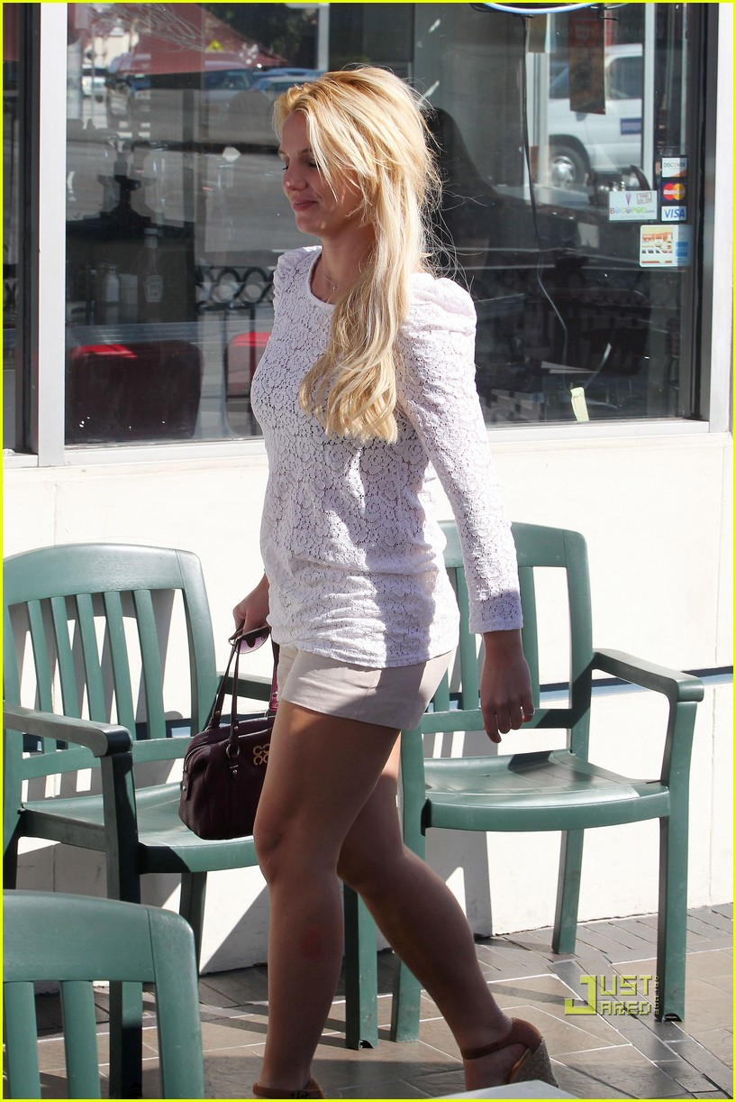 britney spears lace top johnny rockets 112481046